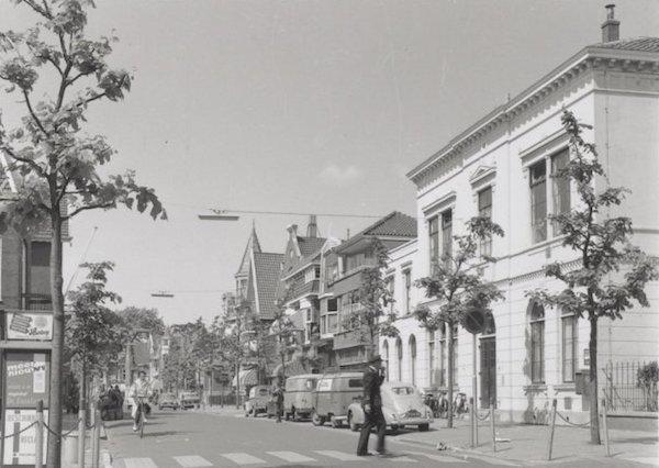 hbs westzijde 1960