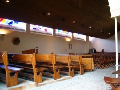 ramen appel in kerk
