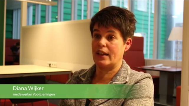 Diana Wijker medewerker Voorzieningen