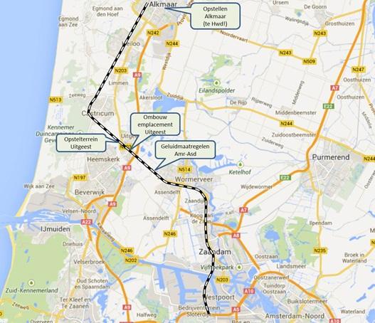 kaart_alkmaar-amsterdam