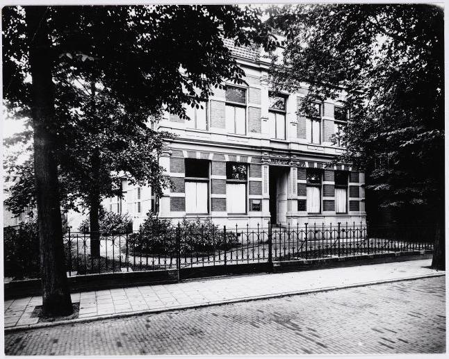 Dubbelebuurt 1915