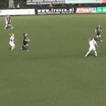 Fortuna Wormerveer SC Heerenveen 12 03 2016 topklasse vrouwenvoetbal sport