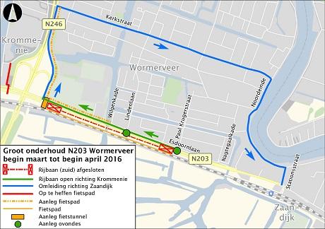 N203_Groot-Onderhoud_Wormerveer_kaart3_2016