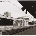 Oud station Zaandam met AH-toren 14 mei 1983 2225013