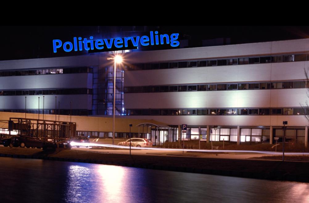 Politieverveling