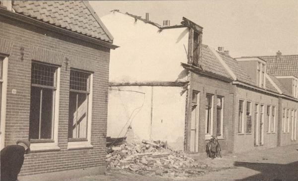 Schoolmeesterstraat 1945