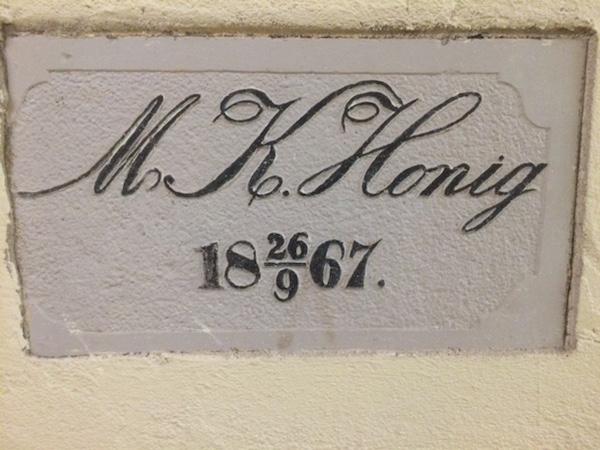 honig 1867