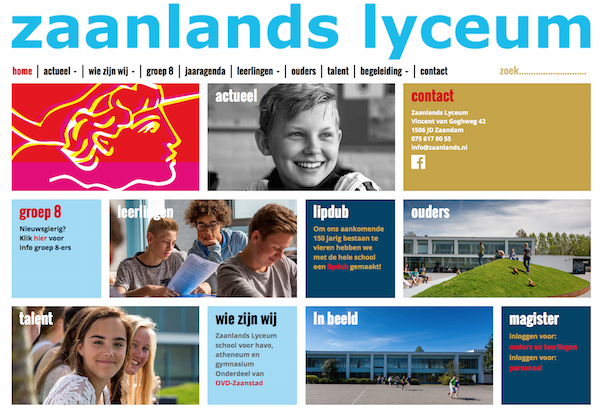 website zaanlands