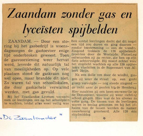 zaanlander-staking