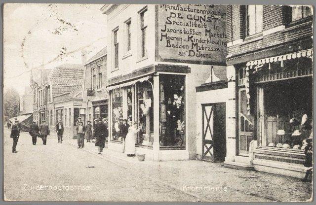 zuiderhoofdstraat 1920