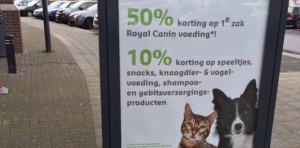 Billboard dierenarts copy