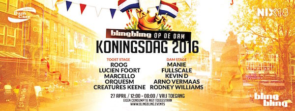 Kingsday BlingBling