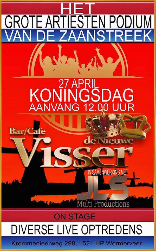 Kingsday De Nieuwe Visser copy