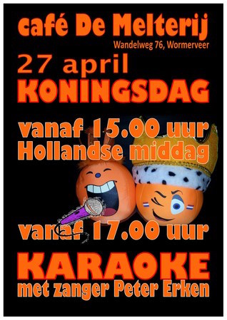 Kingsday Melterij