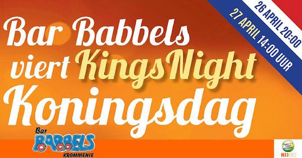 Kingsnight Babbels