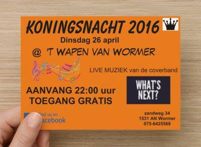 Kingsnight WapenvanWormer