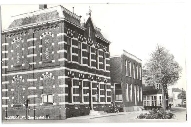 gemeentehuis assendelft