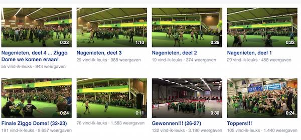 groen geel facebook
