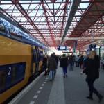 ns reizigers trein