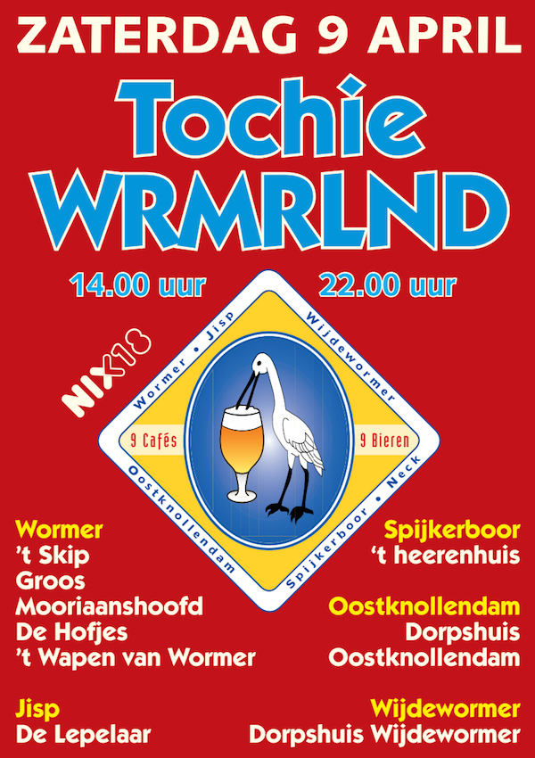 tochie wormerland