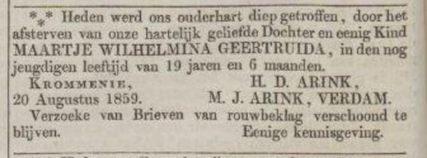 Opregte Haarlemsche Courant 26-08-1859