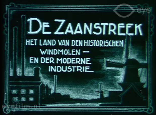 de zaanstreek 1927