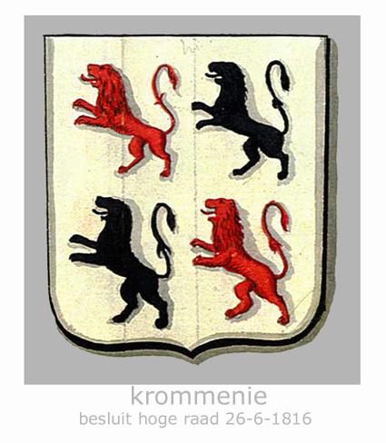 Gemeentewapen_van_Krommenie