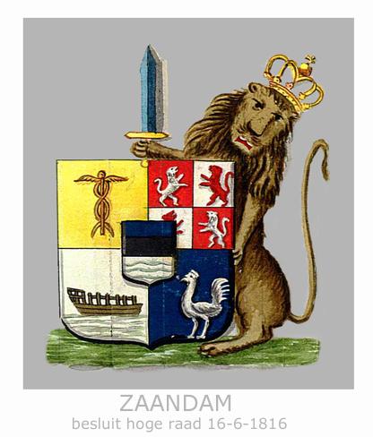 Gemeentewapen_van_Zaandam