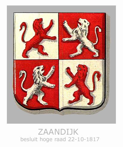 Gemeentewapen_van_Zaandijk