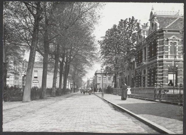 westzijde 22 1900 1920