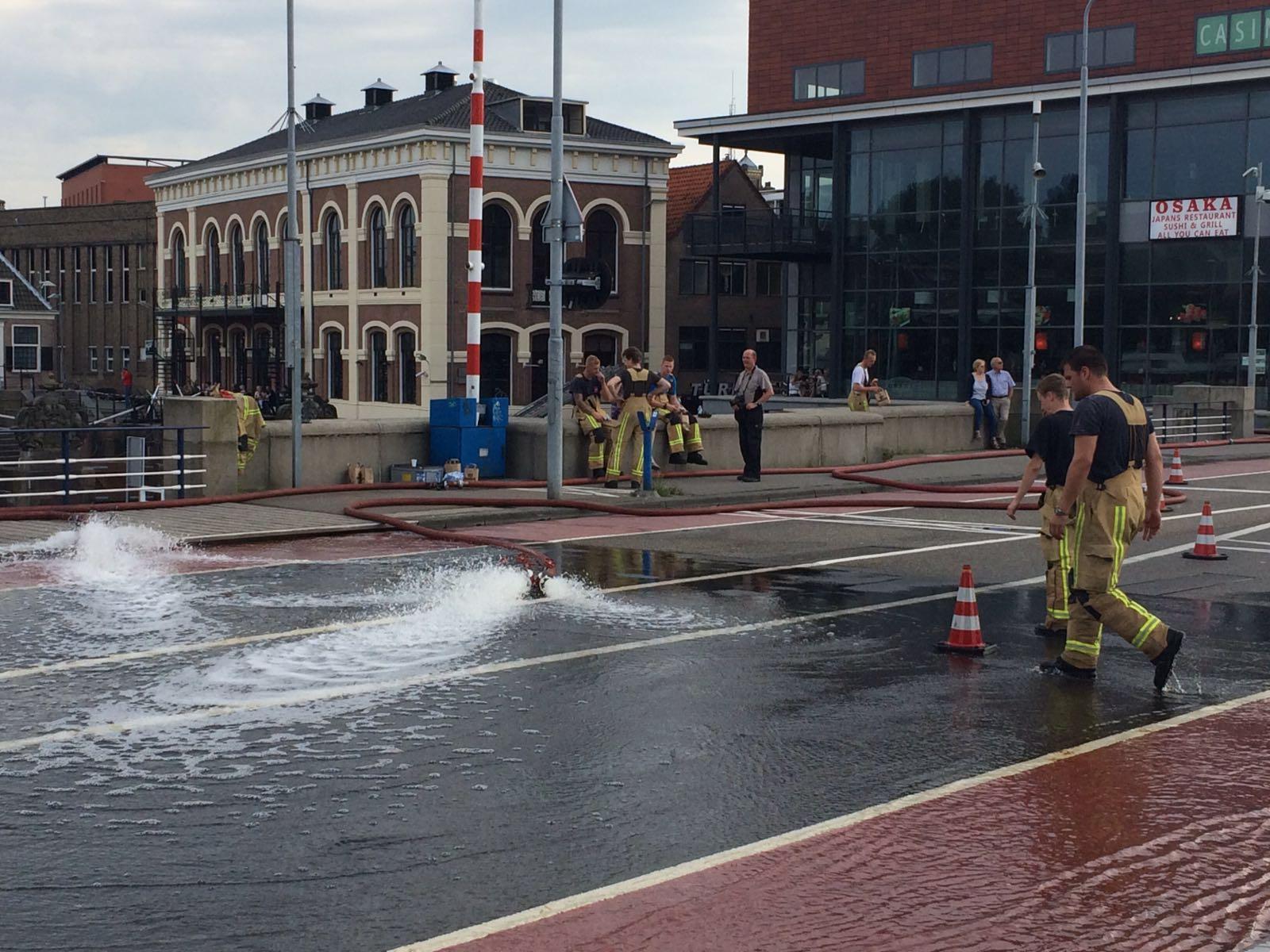 Brandweer Beatrixbrug