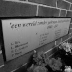 R.K. Kerk St. Assendelft close-up plaquette