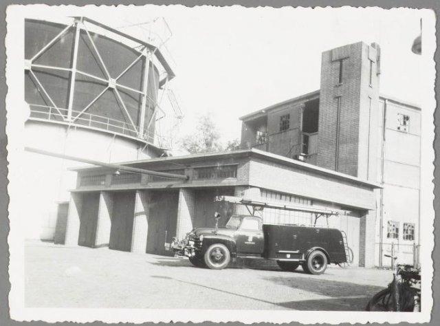 brandweer wormerveer 1951