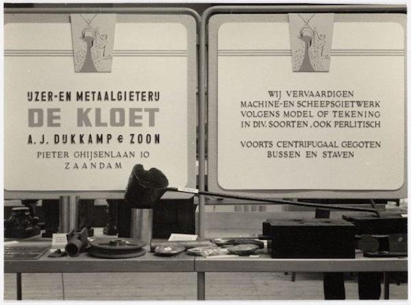 de kloet dijkkamp 1955