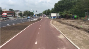 fietspad vincent van goghweg
