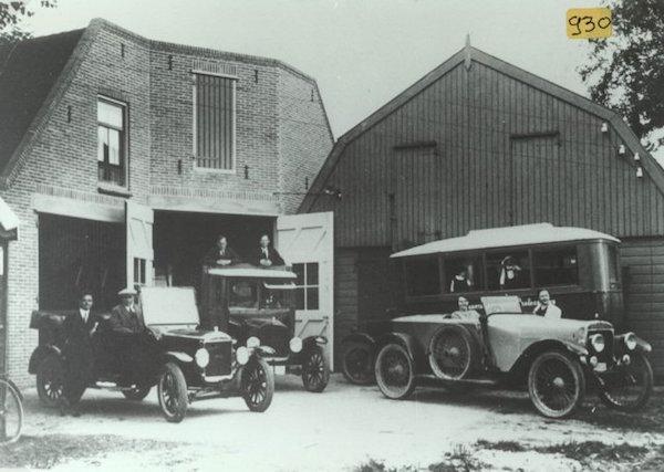 De 151 oudste zaanse bedrijven de orkaan for Garage infiniti metz