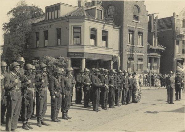 ijzerhuis 1945