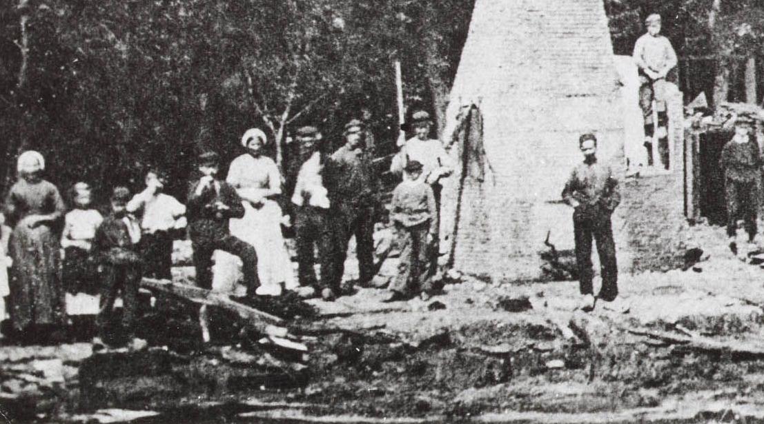 lagedijk zaandijk brand 1887