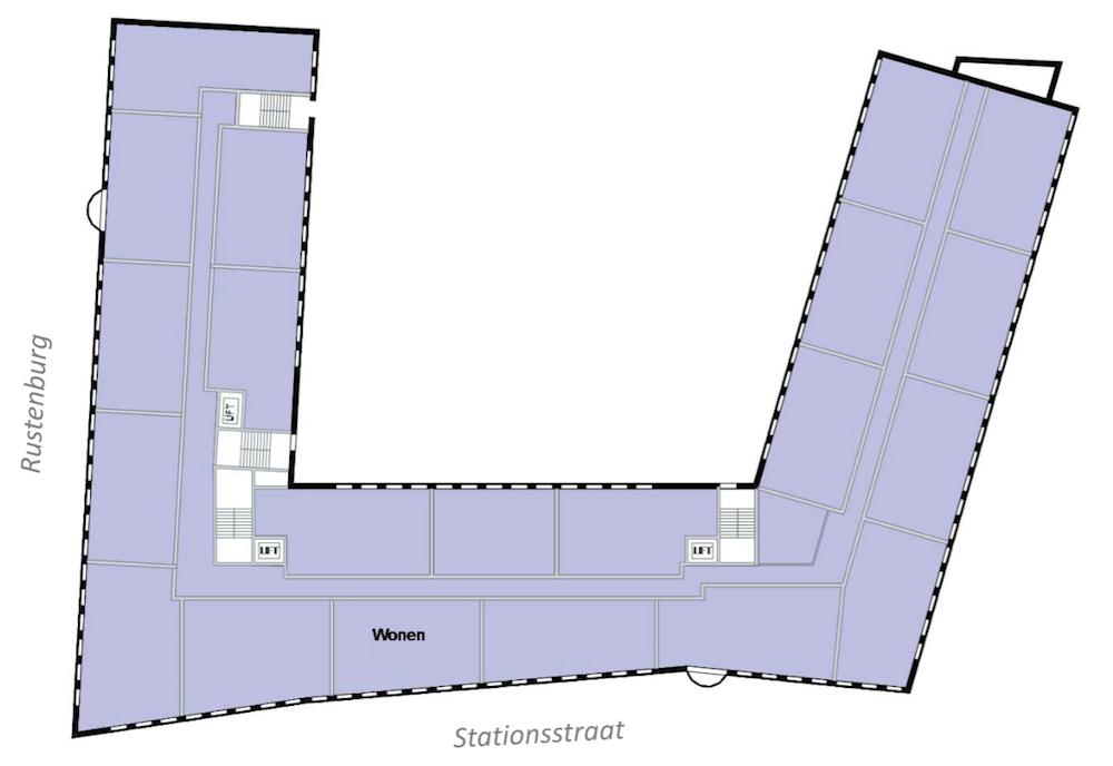 saendenborch azc 1e 2e