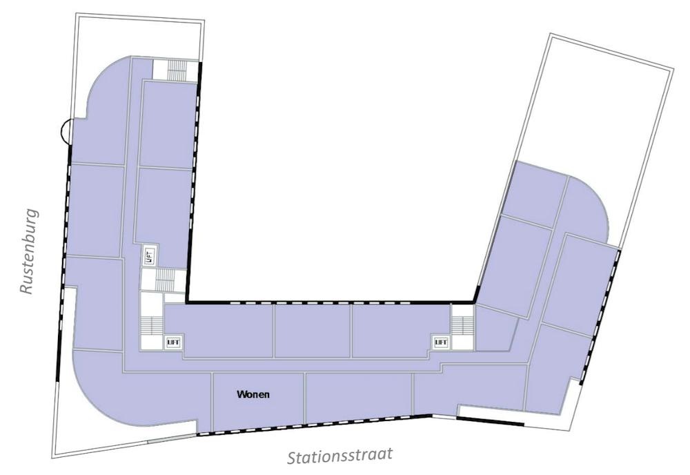 saendenborch azc 3e