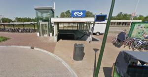 station koog zaandijk