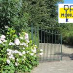 toegangshek begraafplaats wormerveer