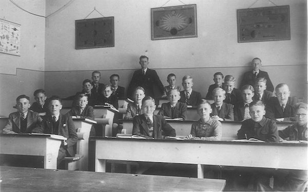eindexamenklas-1943-1944