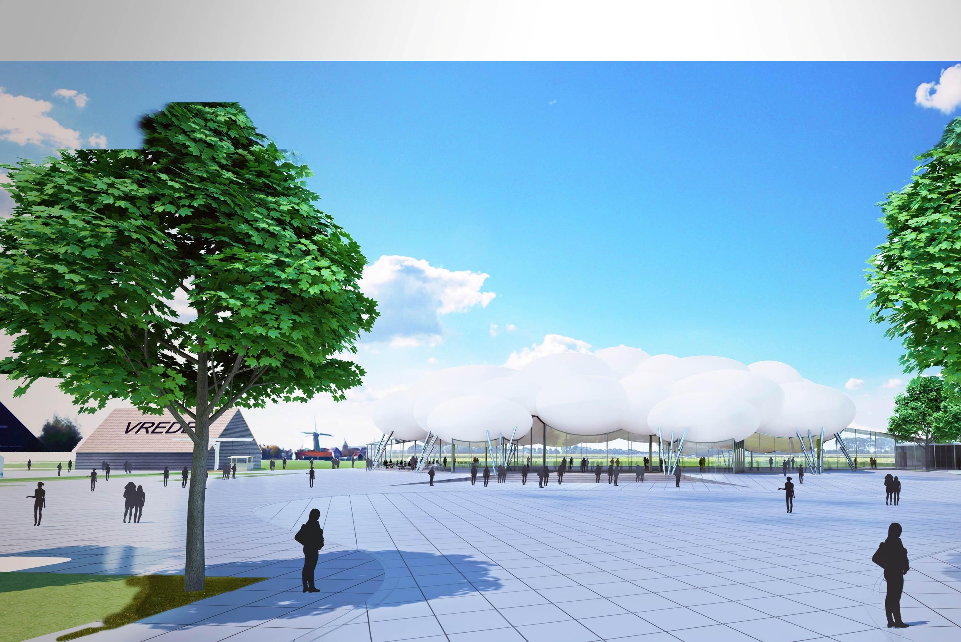 centraal-entreegebouw-voor-zaanse-schans-architect-wilfried-van-winden-wam-wow-design-group