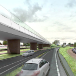 a8 a9 krommenie viaduct