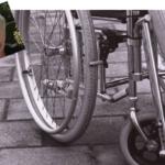 Anneke van Dok slider rolstoel