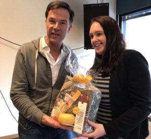 rutte wormerveer jan van run cadeau copy