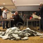 Stemmen tellen Oostzaan