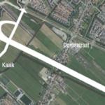 tunnel assendelft kaart