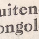 Muitende Mongolen